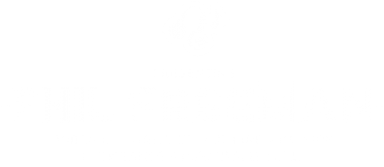 Phil Freeman - Dancefloors - Over 20 Years Experience